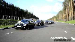 BMW 5 series (черные) на свадьбу