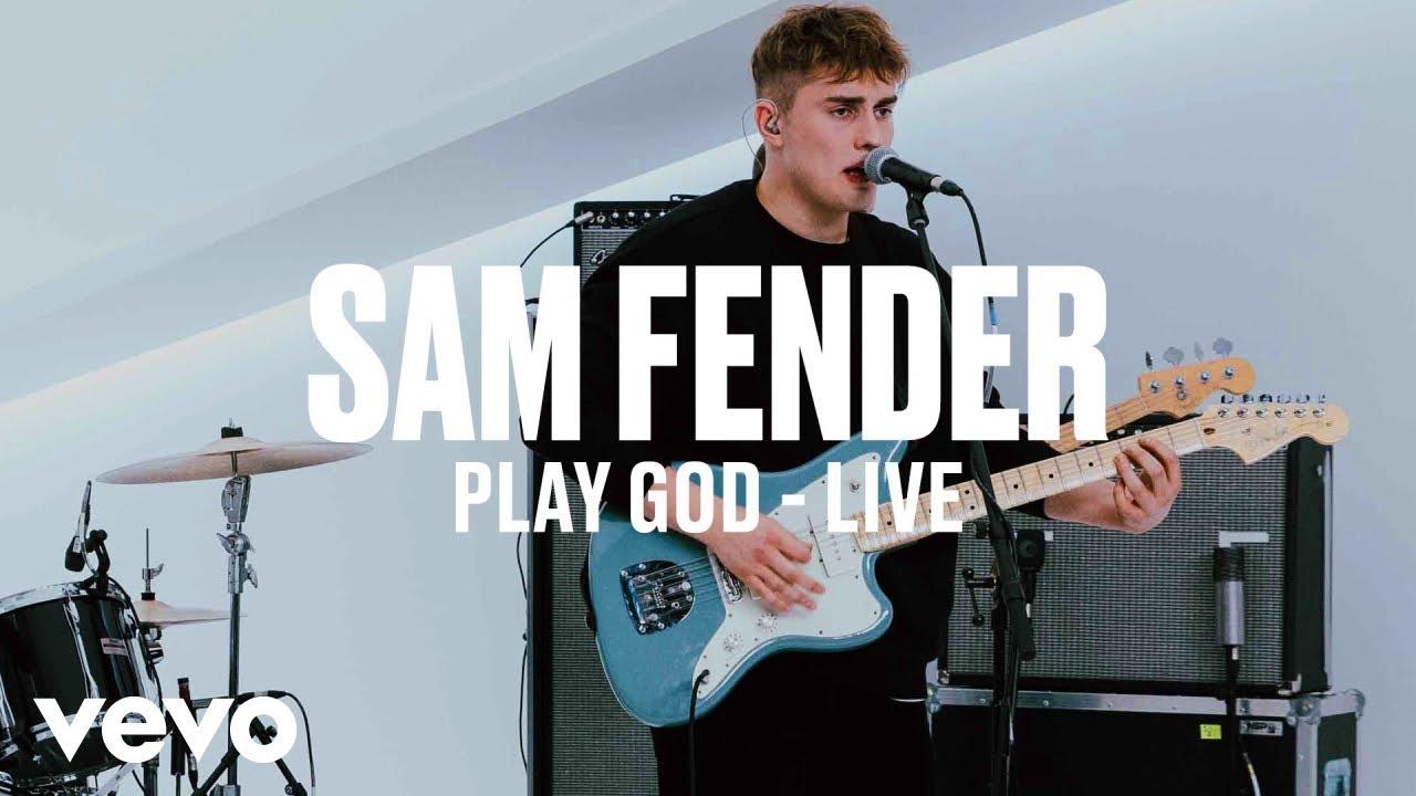 Sam Fender — Play God (Live) | Vevo DSCVR ARTISTS TO WATCH 2019