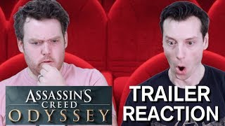 Assassin's Creed Odyssey - E3 Premiere Trailer - Reaction