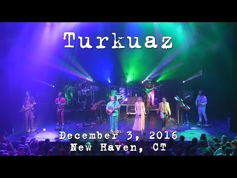 Turkuaz: 2016-12-03 - College Street Music Hall; New Haven, CT [4K]