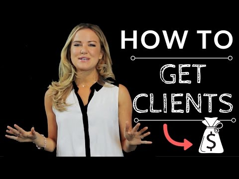 How to Get Clients for Your Event Planning Business