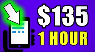 Earn $135.00 An Hour JUST Playing Phone (Nothing Else!)