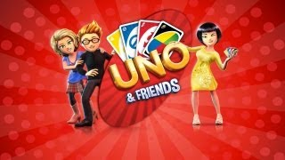 UNO ™ & Friends -- The Classic Card Game Goes Social! - Universal - HD Gameplay Trailer