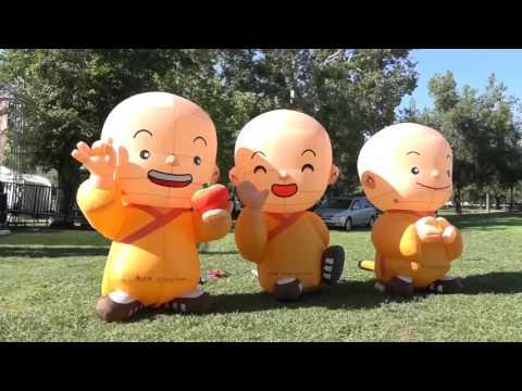Đại Lễ Phật Đản 2017 Chùa Đài Loan HSI Temple Tổ chức Tại South El Monte Park Ngày 21-05-2017 Phần 1