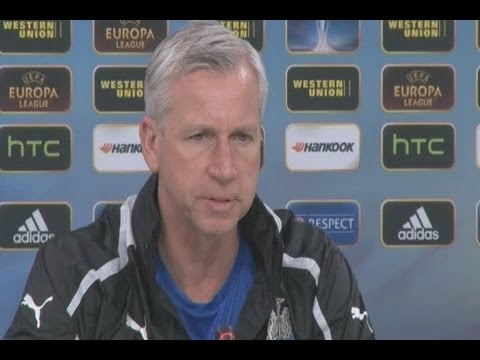 Pardew hoping for positive Benfica result