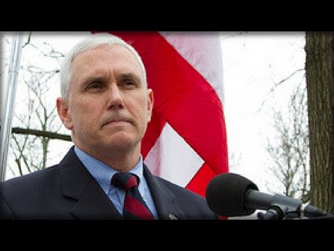 Thumbnail: LOOK: MIKE PENCE MAKES BEHIND-THE-SCENES MOVE WHILE EVERYONE FOCUSES ON TRUMP