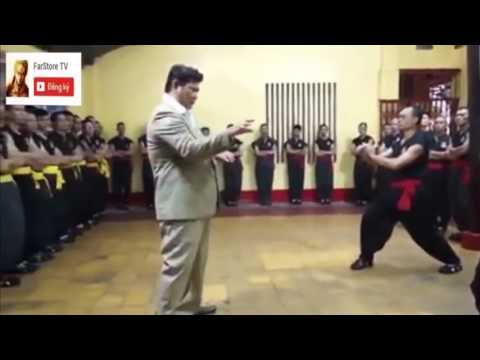 """Vietnamese martial arts have the power to destroy """"Nam Huynh Dao"""" Challenge the martial arts in the"""