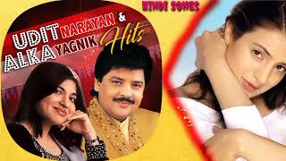 Super Hits Romantic Songs ❤️ Udit Narayan And Alka Yagnik Evergreen Bollybood Love Songs Hindi Songs