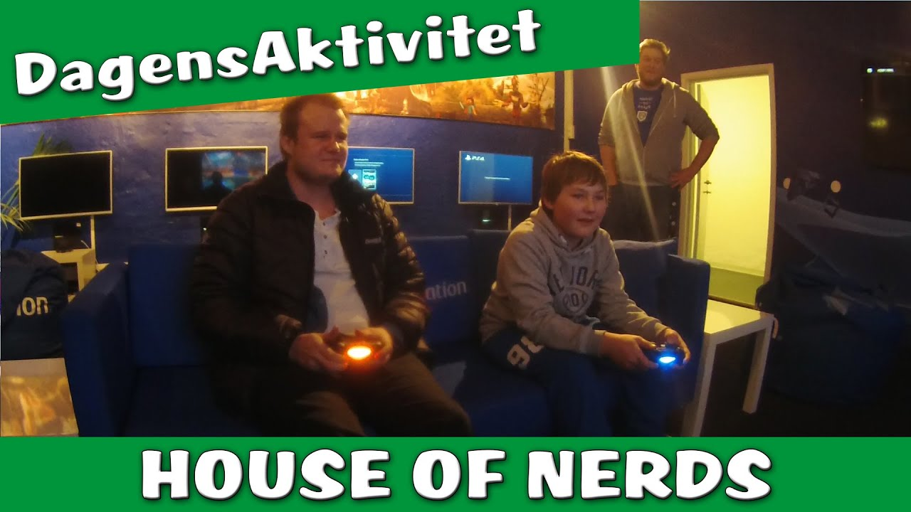 House of nerds