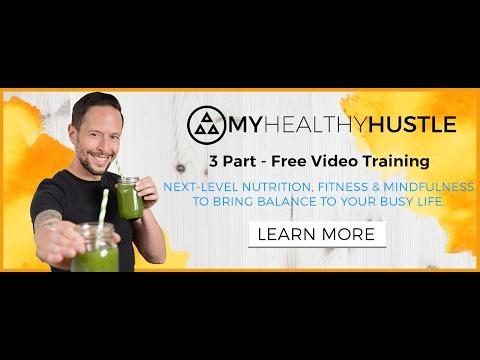 Healthy Hustlin' with Jason Wrobel