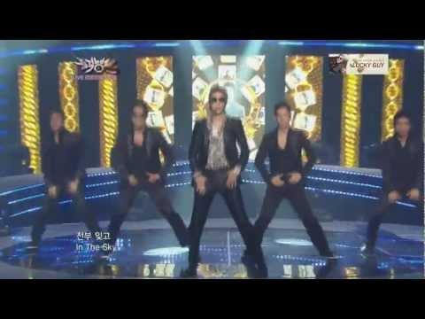 111104 'M/B' Kim Hyun Joong- Lucky Guy