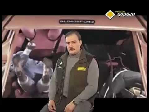 Выбираем детское автокресло - Главная дорога НТВ