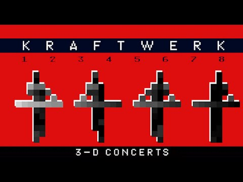 Best of Kraftwerk 3D - YouTubeKraftwerk 3d