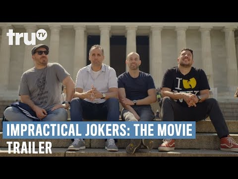 image for Impractical Jokers: The Movie Trailer OUT NOW!