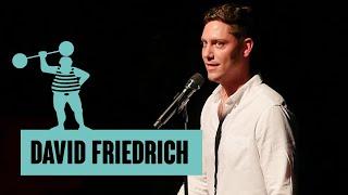 David Friedrich – Wo uns Ökofaschismus hinbringen wird