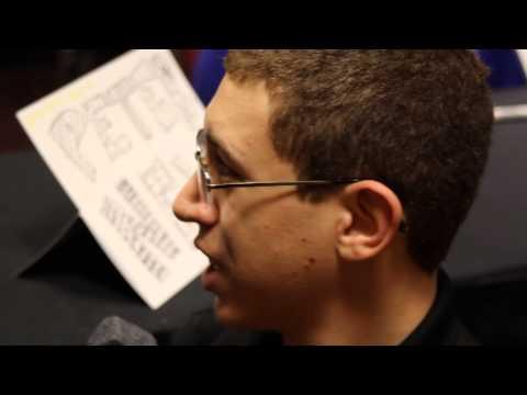 Interview with Daniel Ingram (He was like Waldo!)