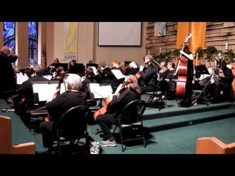 "St. Croix Valley Orchestra - ""Largo"" from Dvorak's ""New World Symphony"""