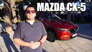 Mazda CX-5 2017 (PL) - test i pierwsza jazda próbna
