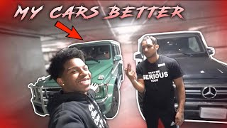 I Told DDG My Car Was Better Than His *He Spat On Mine!*