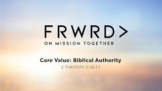 Mark Brown - Biblical Authority