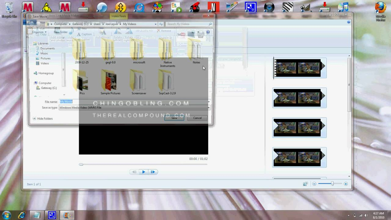 how to get movie maker