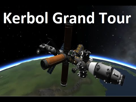 [ITA] Kerbal Italia Space Program #66: Kerbol Grand Tour