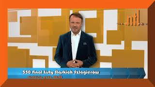 Damian Holecki zaprasza na 550 finał Listy Śląskich Szlagierów