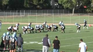WR - Alson Paxton Jr. (Tennyson High, Hayward,CA) - Senior year 2011 Season
