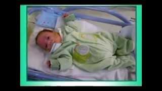 Bebê nasce por um milagre de Deus