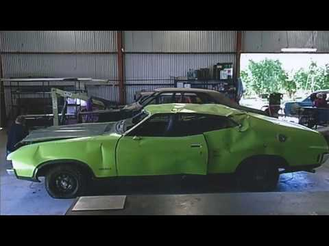 Ford Falcon XA Superbird Resurrection