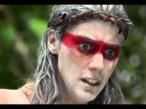 The Green Inferno - Reel de Percy Chumbe