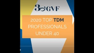 2020 Top TDM Professionals Under 40