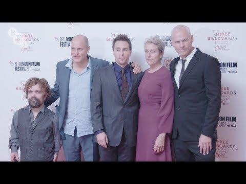THREE BILLBOARDS OUTSIDE EBBING, MISSOURI Closing Night Gala | BFI London Film Festival 2017