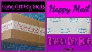 Happy Mail ~ DAC Unboxing ~ DiamondTube #162