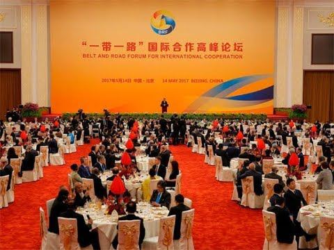 China's Belt-Road Initiative: End of Western Hegemony over Trade?