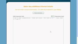 How To Post A Rental Listing at Sublet.com