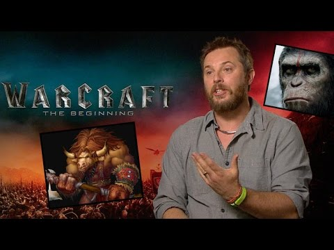 7 geeky questions for 'Warcraft' director Duncan Jones Mp3