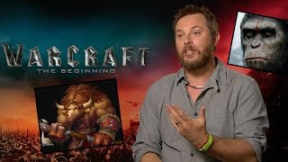7 geeky questions for Warcraft director Duncan Jones
