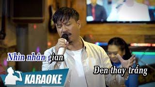 [KARAOKE] Lời Người Say - Quang Lập BEAT TONE NAM