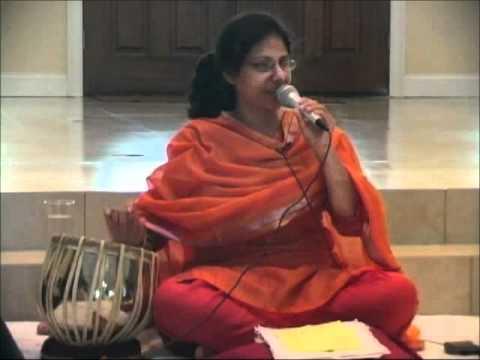 Pranava Yoga invites Dipali Bhatt to sing bhajans dedicated to SadGuru