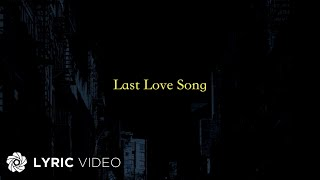 Last Love Song - Ron Solis (Lyrics)