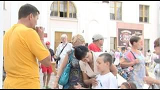 Пятый фестиваль гончаров в г. Скопине