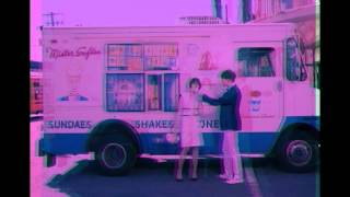 Brer Sunshine & Phil Raincloud - Ralph's Ice Cream//single Scoop