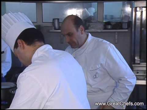 Sole and Mashed Potatoes à la Ciboulette by Bernard Loiseau
