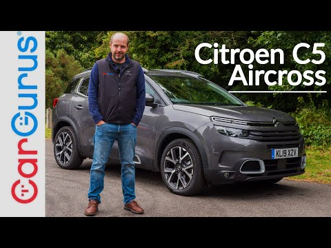 Citroen C5 Aircross (2019) Review: Better for being different | CarGurus UK