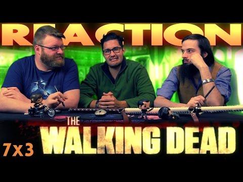 The Walking Dead 7x3 REACTION!!