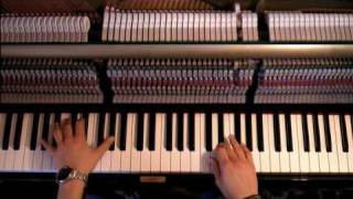 Kirby Piano Medley (Gourmet Race & King Dedede) (medium) + sheets