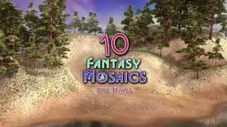 Fantasy Mosaics 10: Time Travel Gameplay & Free Download | HD 720p
