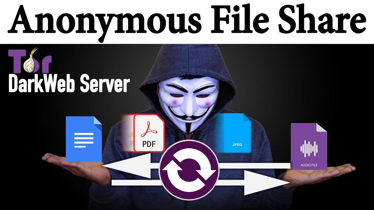 Share files anonymously using Tor onion   DarkWeb server [Hindi]