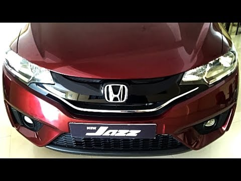 All New 2017 Honda Jazz Complete Review including interior and exterior